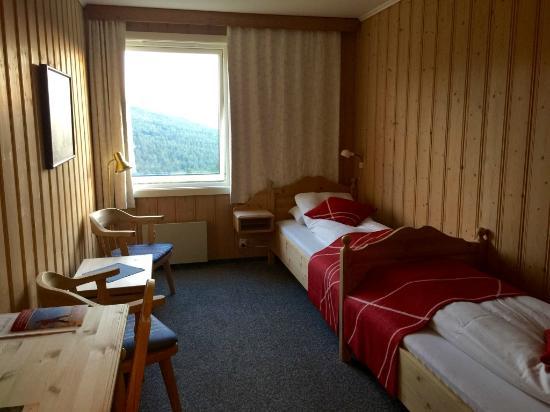 Oigardseter Fjellstue: Habitación