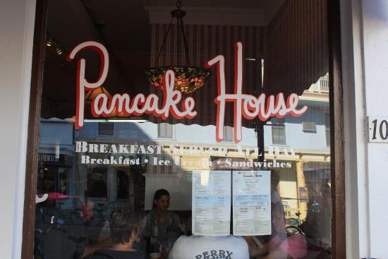Pancake House on Main Street
