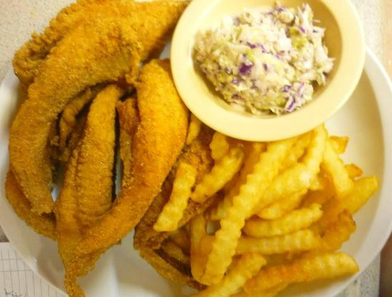 Waterford, MS: Fish Plate
