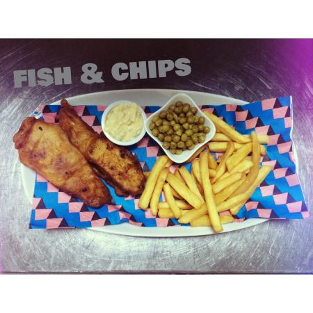 Mulberry: Fish and chips