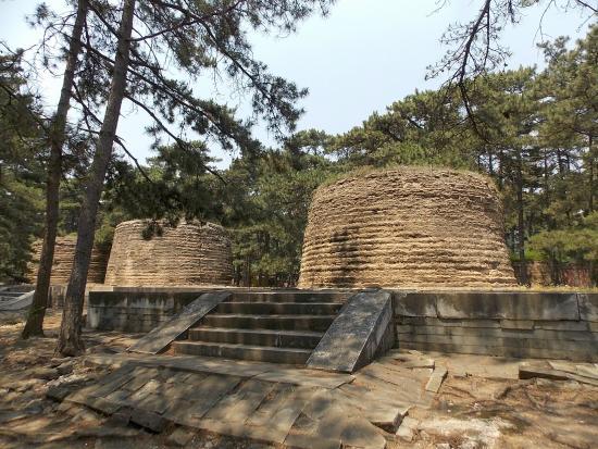 Zunhua, Cina: Concubines' Tombs
