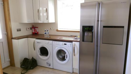 Myrtle Bank Guest House: Washer/Dryer