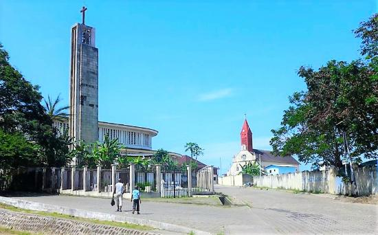 St Marie Cathedral