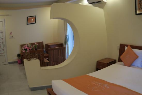 Thao Ha Muine Hotel : В номере