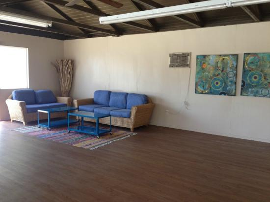 Country Hills RV Park : Clubhouse Area