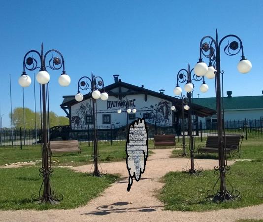 Novotyryshkino Museum Complex