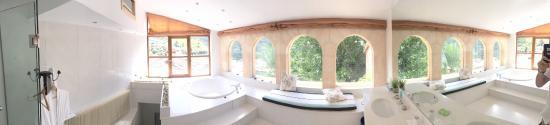 Fornalutx, Spania: salle de bain