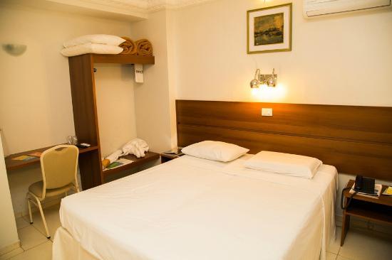 Mirante Hotel: Quarto
