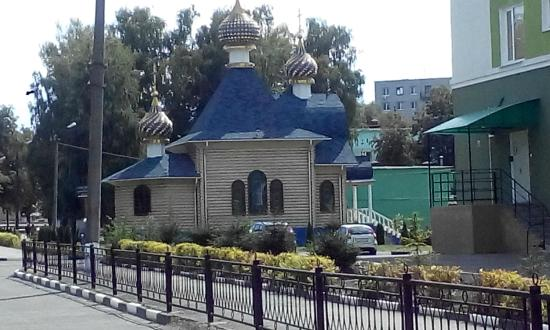 Temple of the Icon of the Mother of God