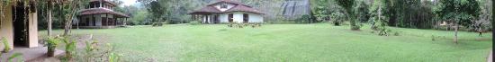 Iporanga, SP: Ao chegar na reserva.