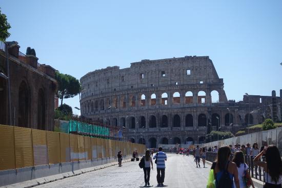 Colosseum: Colliseum