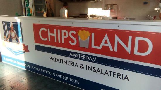 Chips Land Ragusa