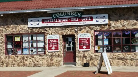 Columbus Deli & Grille at the General Store