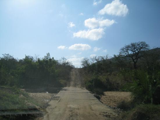 Zululand Safari Lodge: Hwluluwe park