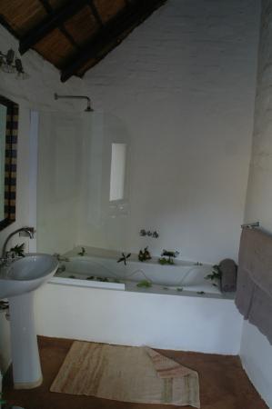 Zululand Safari Lodge: bathroom