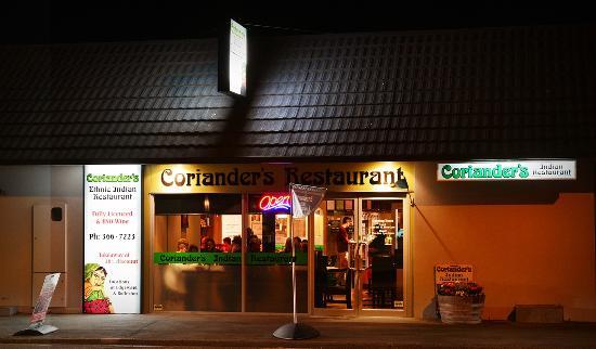 Coriander's