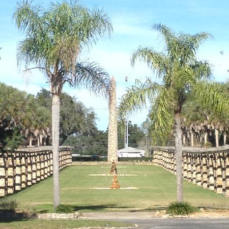Historic Court Of States Picture Of Ravine Gardens State Park Palatka Tripadvisor