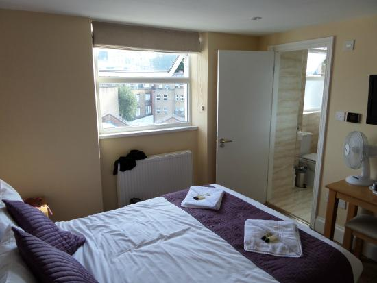 The George Hotel: Bedroom