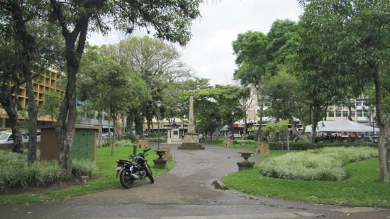 San Jose Metro, Costa Rica: Parque Morazán. San José