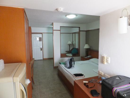 Viangbua Mansion: hotel room