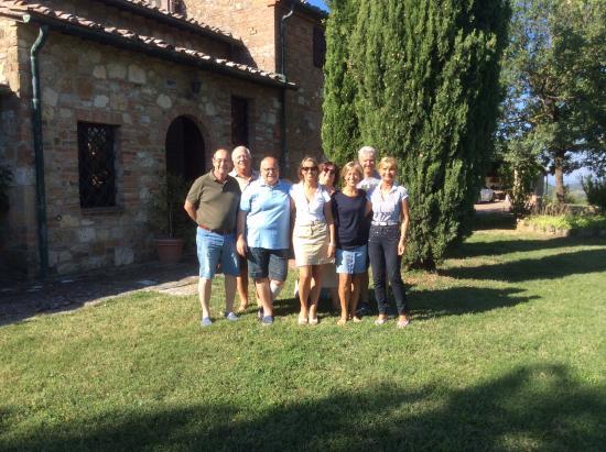 Relais Ortaglia : La nostra compagnia con Mara e terenzio