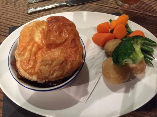 Nico's Bistro and Bar: Food, food, glorious food