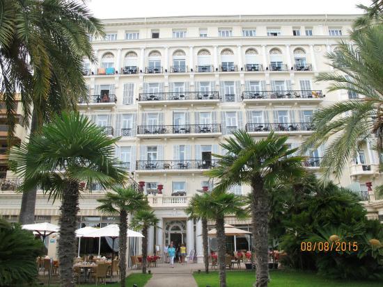 Hotel Royal Westminster Menton Tripadvisor