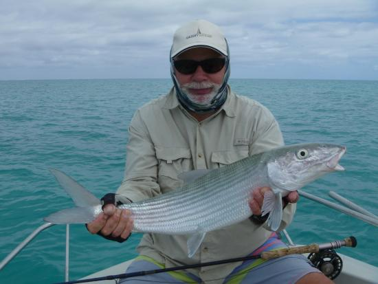 Bonefish - E2's Way: One of the bones from may visit.