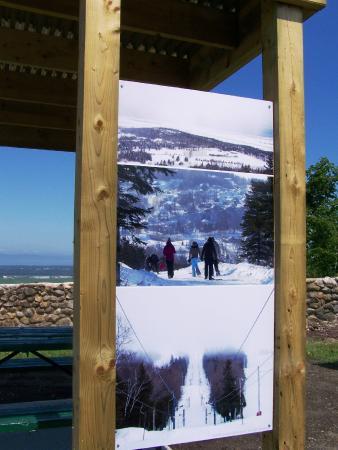 De magnifiques photos de la région de Kamouraska, Belvédère de la Croix
