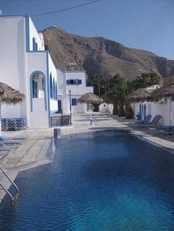 Villa valvis & it's pool