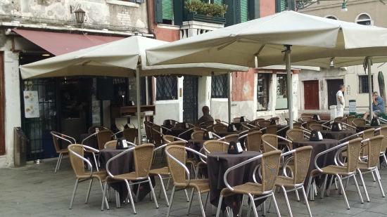 Ca' Turelli : Unnamed cafe Campo St Barnaba