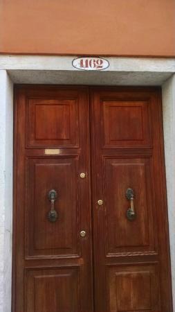 Ca' Turelli : Front Door Ca Turelli
