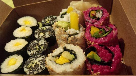 PIRATA Sushi