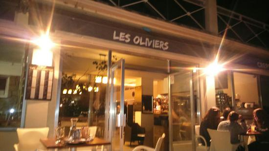 Bar Les Oliviers