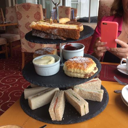 Royal Bath Hotel Bournemouth Afternoon Tea