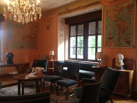 Soggiorno foto di villa carnera sequals tripadvisor for Casa di sei stanze