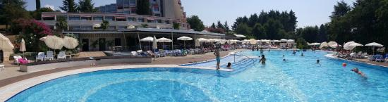 Valamar Rubin Hotel: Piscina