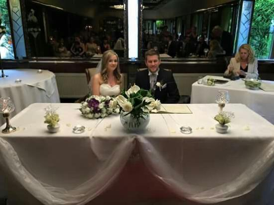 The Peacock Room Perfect Wedding Venue X