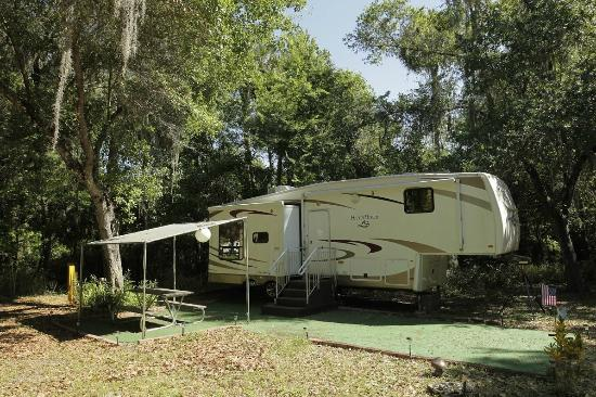 Wauchula, FL: RV Sites