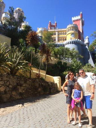 Lisbon Stories: Pena Palace