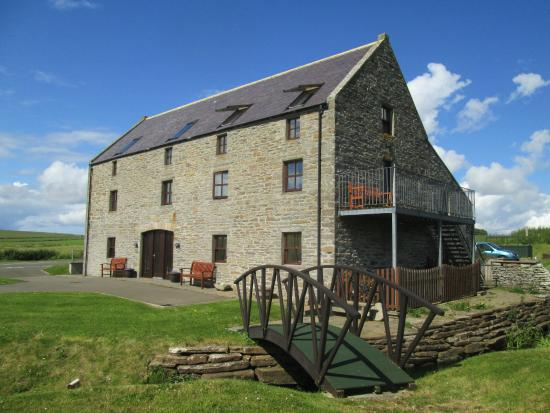 Sebay Mill Self Catering Apartments: The Mill