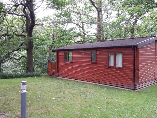 Ogwen Bank Caravan Park and Country Club: Lodge 18