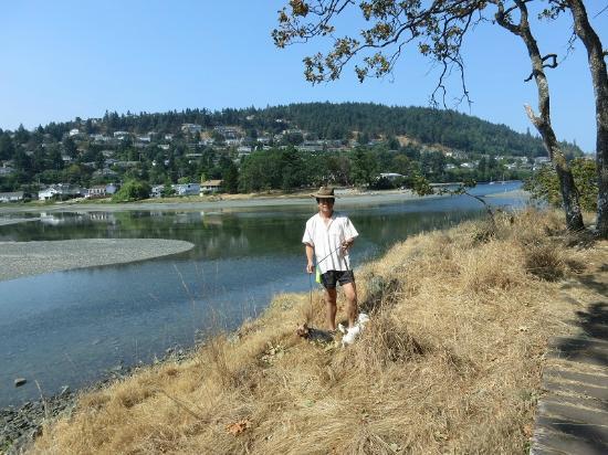 Nanaimo, Kanada: Piper's Lagoon Park Trail