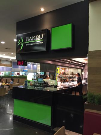 BAMBU cozinha asiatica
