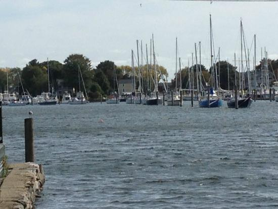 North Kingstown, RI: Wickford Harbor