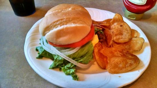 Mascoutah, IL: burger