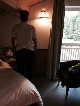 Hotel Villa Cristina: Soffitto Suite Romantica