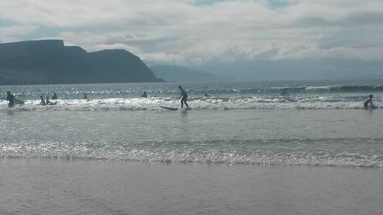Blackfield Surf School: Surf school in full swing