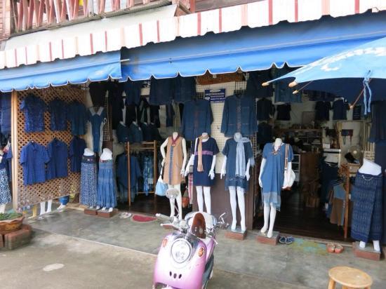 Phrae, Thailand: 店舗2
