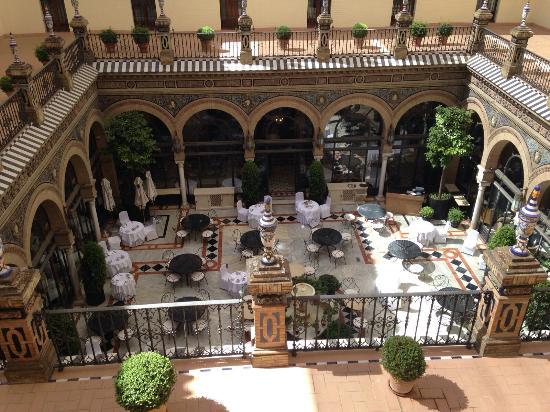 Hotel Alfonso Xiii Seville Tripadvisor